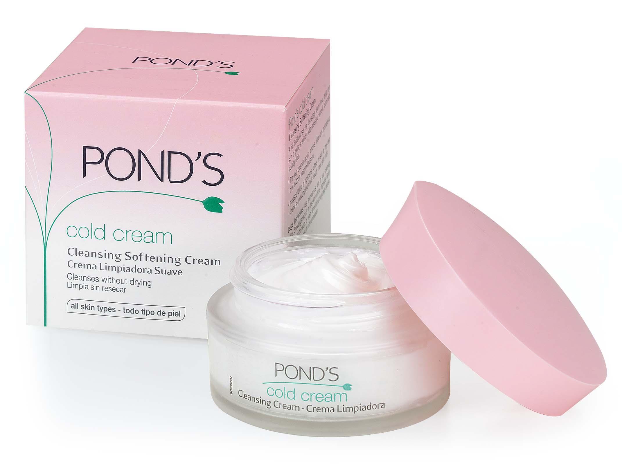 Skincare eyelash in wonderland for Ponds products