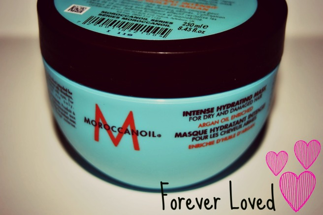 Morrocan Oil Intense Hydrating Mask Review 003