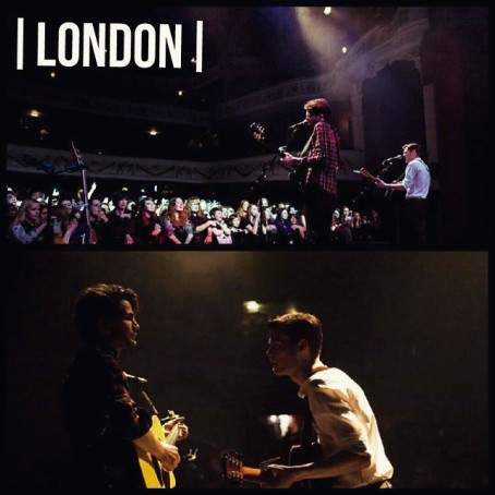 Hudson Taylor Shepherds Bush Empire February 12th